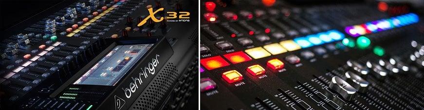 Behringer X32 Dijital Mikser
